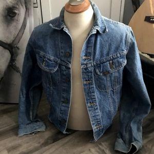Vintage Lee Trucker Jean Jacket Men's Size 38